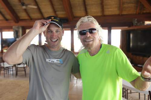 richard branson ken hammond