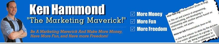 The Marketing Maverick – Ken Hammond